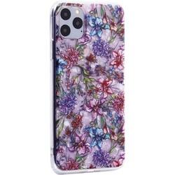 """Чехол-накладка пластиковый MItrifON для iPhone 11 Pro Max (6.5"""") с силиконовыми бортами Розовый вид №6"""