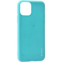 """Чехол-накладка силикон Deppa Gel Color Case D-87237 для iPhone 11 Pro (5.8"""") 1.0мм Мятный"""