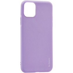 "Чехол-накладка силикон Deppa Gel Color Case D-87238 для iPhone 11 Pro (5.8"") 1.0мм Лавандовый"