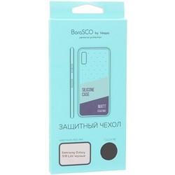 Защитный чехол BoraSCO B-38531 Mate для Samsung Galaxy S10 Lite, черный матовый