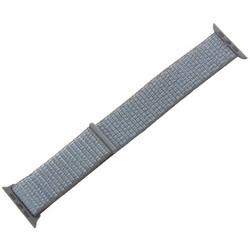 Ремешок COTEetCI W17 Magic Tape Band (WH5225-FH-40) для Apple Watch 40мм/ 38мм Темно-серый