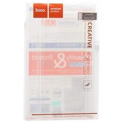 Чехол силиконовый Hoco Light Series для Samsung S20 Plus Прозрачный