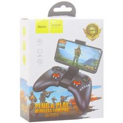 Геймпад-джойстик Hoco GM3 Plug & Play wireless gamepad для смартфонов Черный