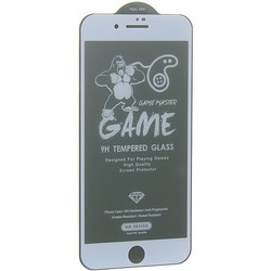 """Стекло защитное WK 3D (WTR-030) KING KONG матовое-полноэкранное 9H для iPhone 8 Plus/ 7 Plus (4.7"""") 0.33mm White"""