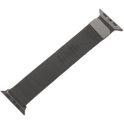 Ремешок из нержавеющей стали MAGNET Band для Apple Watch 44мм/ 42мм Черный
