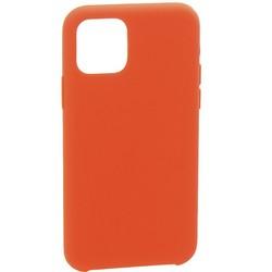 "Накладка силиконовая MItrifON для iPhone 11 Pro Max (6.5"") без логотипа Red Raspberry Красная малина №39"