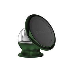 Автомобильный держатель магнитный Deppa Mage Steel D-55174 (до 200 гр.) универсальный на приборную панель Темно-зеленый