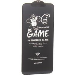 "Стекло защитное WK 3D (WTR-030) KING KONG матовое-полноэкранное 9H для iPhone 11 Pro Max/ XS Max (6.5"") 0.33mm Black"