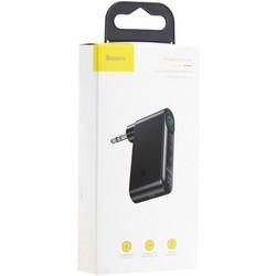 Адаптер Baseus Aux Car Wireless Receive (WXQY-01) Черный