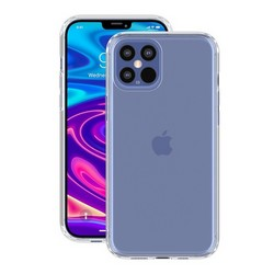 "Чехол-накладка силикон Deppa Gel Pro Case D-87778 для iPhone 12 Pro Max (6.7"") 1.5мм Прозрачный"