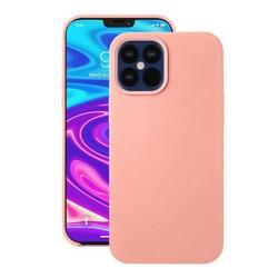 "Чехол-накладка силикон Deppa Liquid Silicone Case D-87713 для iPhone 12 Pro Max (6.7"") 1.7мм Розовый"