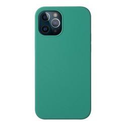 "Чехол-накладка силикон Deppa Liquid Silicone Case D-87720 для iPhone 12/ 12 Pro (6.1"") 1.7мм Зеленый"