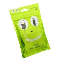 USB дата-кабель Hoco X13 Easy charged Type-C (1.0м) Black