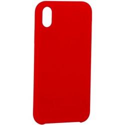 """Накладка силиконовая MItrifON для iPhone XR (6.1"""") без логотипа Product red Красный №14"""