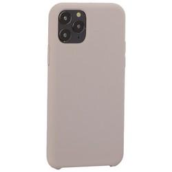 """Накладка силиконовая MItrifON для iPhone 11 Pro (5.8"""") без логотипа Lavender Лавандовый №7"""