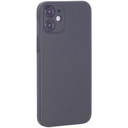 "Чехол-накладка пластиковая K-Doo Air Skin 0.3мм для Iphone 12 mini (5.4"") Зеленая"