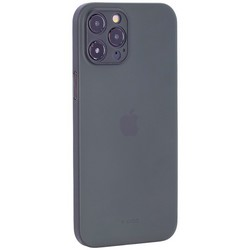 "Чехол-накладка пластиковая K-Doo Air Skin 0.3мм для Iphone 12 Pro Max (6.7"") Зеленая"