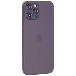 "Чехол-накладка пластиковая K-Doo Air Skin 0.3мм для Iphone 12 Pro Max (6.7"") Серая"