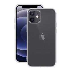 "Чехол-накладка силикон Deppa Gel Case Basic D-87749 для iPhone 12 mini (5.4"") Прозрачный"