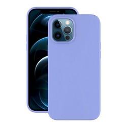 "Чехол-накладка силикон Deppa Soft Silicone Case D-87772 для iPhone 12 Pro Max (6.7"") Лавандовый"
