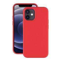 "Чехол-накладка силикон Deppa Soft Silicone Case D-87774 для iPhone 12 mini (5.4"") Красный"