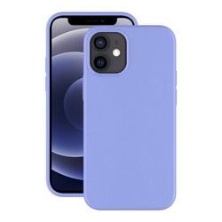 """Чехол-накладка силикон Deppa Soft Silicone Case D-87776 для iPhone 12 mini (5.4"""") Лавандовый"""