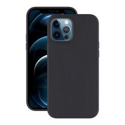 "Чехол-накладка силикон Deppa Soft Silicone Case D-87769 для iPhone 12 Pro Max (6.7"") Черный"
