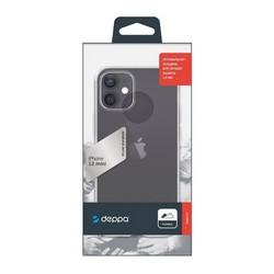 """Чехол-накладка силикон Deppa Gel Case D-87702 для iPhone 12 mini (5.4"""") 1.0мм Прозрачный"""