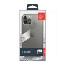 "Чехол-накладка силикон Deppa Gel Case D-87703 для iPhone 12/ 12 Pro (6.1"") 1.5мм Прозрачный"
