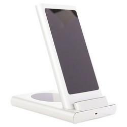 Беспроводное зарядное устройство COTEetCI для Apple iPhone/ Watch 1-5series/ Air Pods 3в1 Wireless Charger (CS5700-TS) Серебро