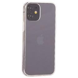 """Чехол-накладка пластиковая K-Doo Guardian для Iphone 12 mini (5.4"""") с силиконовым бортом Прозрачный"""