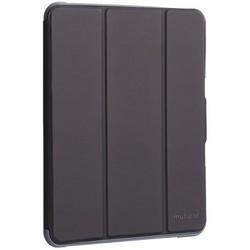 """Чехол-подставка Mutural Folio Case Elegant series для iPad Pro (11"""") 2020г. кожаный (MT-P-010504) Черный"""
