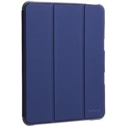 "Чехол-подставка Mutural Folio Case Elegant series для iPad Pro (11"") 2020г. кожаный (MT-P-010504) Синий"