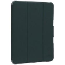 """Чехол-подставка Mutural Folio Case Elegant series для iPad Pro (11"""") 2020г. кожаный (MT-P-010504) Зеленый"""