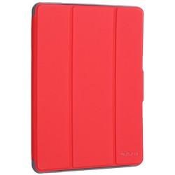 """Чехол-подставка Mutural Folio Case Elegant series для iPad 7-8 (10,2"""") 2019-20г.г. кожаный (MT-P-010504) Красный"""