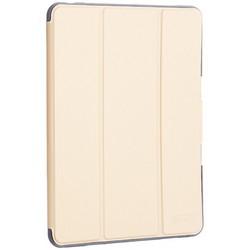 """Чехол-подставка Mutural Folio Case Elegant series для iPad Air 3 (10,5"""") 2019г./ iPad Pro (10.5"""") кожаный (MT-P-010504) Золотой"""