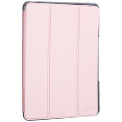 "Чехол-подставка Mutural Folio Case Elegant series для iPad Air 3 (10,5"") 2019г./ iPad Pro (10.5"") кожаный (MT-P-010504) Роз.зол"