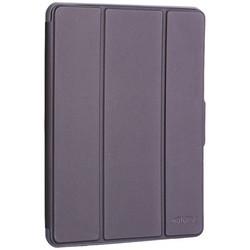 """Чехол-подставка Mutural Folio Case Elegant series для iPad 7-8 (10,2"""") 2019-20г.г. кожаный (MT-P-010504) Графитовый"""