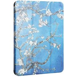 """Чехол-подставка Coblue Case для iPad Pro (11"""") 2020г. кожаный вид №3 Природа"""