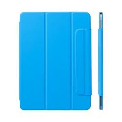 """Чехол-подставка Deppa Wallet Onzo Magnet для iPad Air (10.9"""") 2020г. Soft touch 2.0мм (D-88067) Синий"""