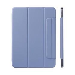 "Чехол-подставка Deppa Wallet Onzo Magnet для iPad Air (10.9"") 2020г. Soft touch 2.0мм (D-88070) Серо-лавандовый"