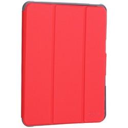 """Чехол-подставка Mutural Folio Case Elegant series для iPad Air (10.9"""") 2020г. кожаный (MT-P-010504) Красный"""