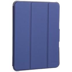 "Чехол-подставка Mutural Folio Case Elegant series для iPad Air (10.9"") 2020г. кожаный (MT-P-010504) Синий"