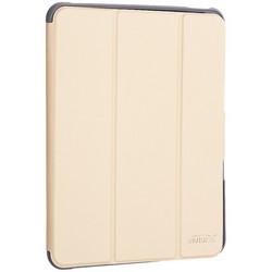 """Чехол-подставка Mutural Folio Case Elegant series для iPad Air (10.9"""") 2020г. кожаный (MT-P-010504) Золотой"""