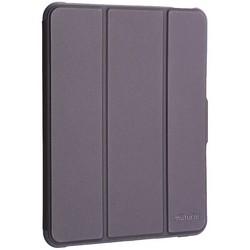 """Чехол-подставка Mutural Folio Case Elegant series для iPad Air (10.9"""") 2020г. кожаный (MT-P-010504) Графитовый"""