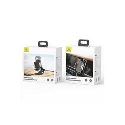 Автомобильное беспроводное Qi зарядное устройство Usams Automatic Touch Induction Wireless Charging Car Holder US-CD100 Черный