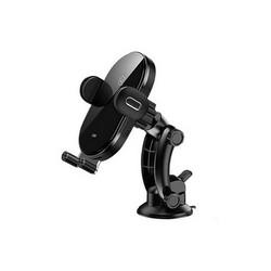 Автомобильное беспроводное Qi зарядное устройство Usams Automatic Coil Induction Wireless Charging Car Holder US-CD131 Черный