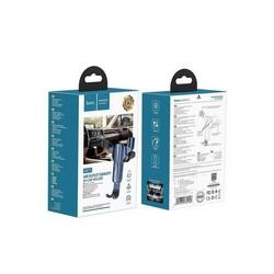 Автомобильный держатель Hoco CA71 Dignity holder универсальный в решетку Синий