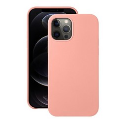 "Чехол-накладка силикон Deppa Liquid Silicone Case D-87711 для iPhone 12/ 12 Pro (6.1"") 1.7мм Розовый"