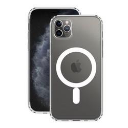 """Чехол-накладка силикон Deppa Gel Pro Magsafe Case D-870083 для iPhone 11 Pro Max (6.5"""") 1.5мм Прозрачный"""